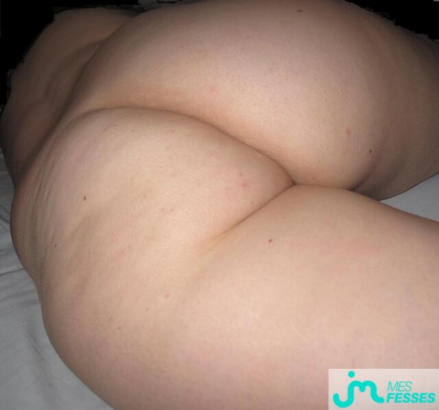 Photo des fesses de Audreyx