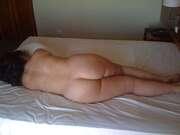 Photos des fesses de Sosoni, Ma Copine à L'Hotel