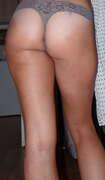 Photos des fesses de Ginfiz, stringées