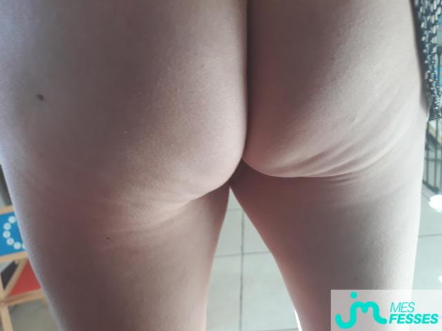 Photo des fesses de Enora
